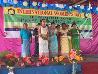 Other International Women's Day speakers